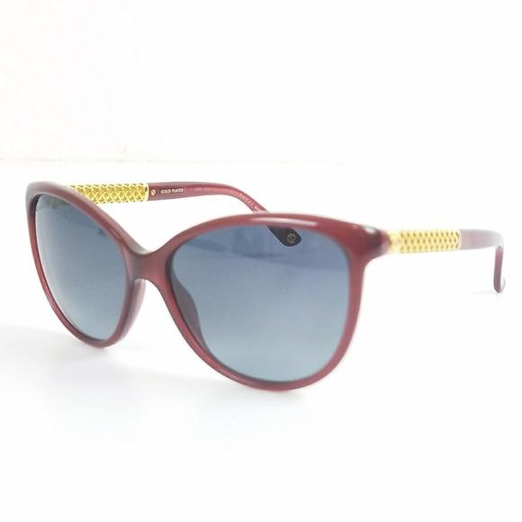 11295b7ed Gucci Accessories | Gold Plated Cat Eye Sunglasses | Poshmark